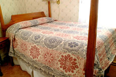 Hemfield Railroad Coverlet