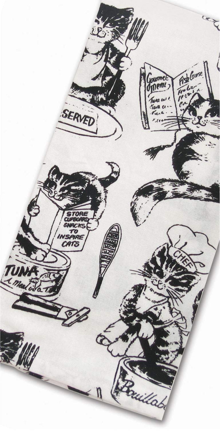 Gourmet Chef Kitchen Towel
