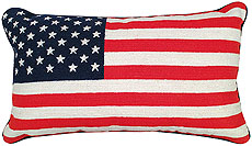 NCU64 Flag Pillow