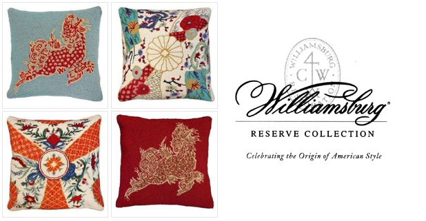 Every Time You Purchase A Needlepoint Pillow From Our WILLIAMSBURG Collection By Michaelian Home We Contribute Portion To The Colonial Williamsburg