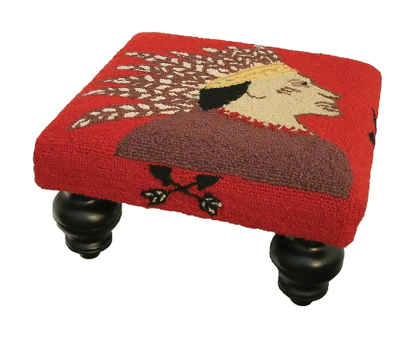 FS106 - Scout Foot Stool