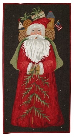 SANTA WITH GIFTS - H315