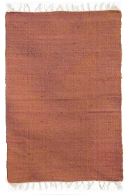 Red Sand Flat Weave Rug