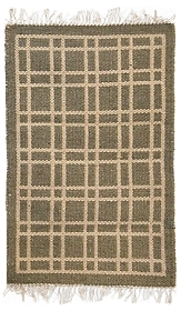 Forest Blox Flat Weave Rug