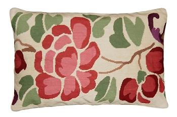 Decorative Petit Point Amp Needlepoint Hooked Pillows