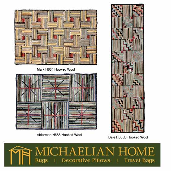 New Geometric Rug Designs