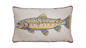 NCU-849 Swimming Brown Trout 12