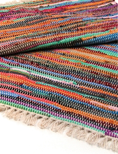 Calico Rag Rugs