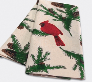 Cardinal Kitchen Towel
