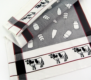 Dairy Farm Kitchen Towel
