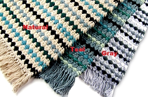 Diamond Rag Rugs