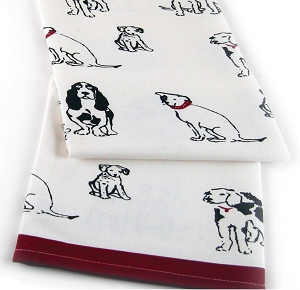 Dog Pound Kitchen Towel