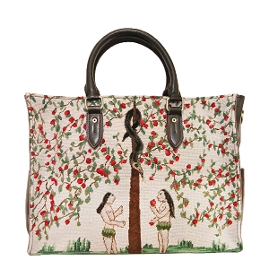 LH-203 Garden of Eden Handbag