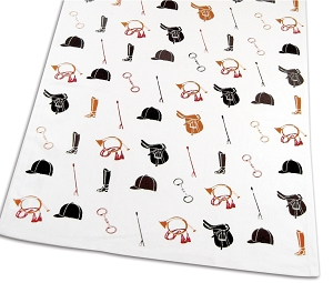 Equestrian Kitchen Towel