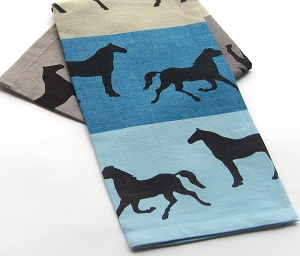 Equus Kitchen Towel