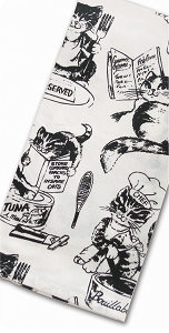 Gourmet Chef Kitchen Towel