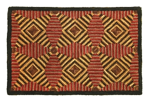 H-707 Louise Hand Hooked Rug Wool