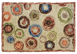 HN-103 Hank Felted Wool Rug
