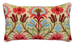 Decorative Petit PointNeedlepoint Hooked PillowsMichaelian Home