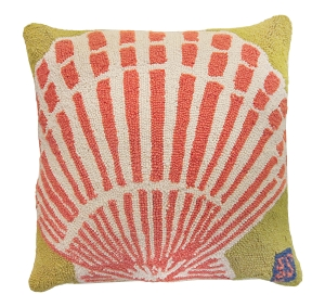 NCU839 SCALLOP SEASHELL