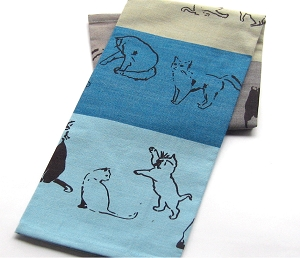 Purr Kitchen Towel