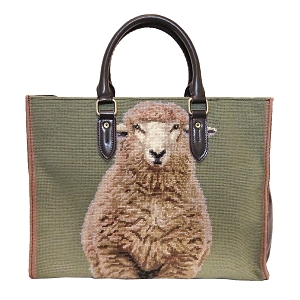 LH-785 Standing Sheep Handbag