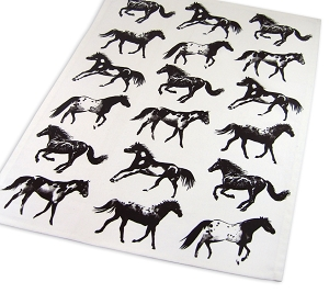 Stampede Kitchen Towel