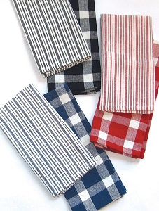Tavern Check Kitchen Towels 2-PC Set