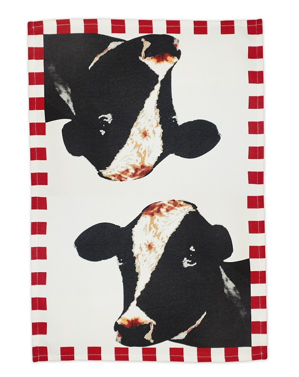 Holstein(r) Kitchen Towel