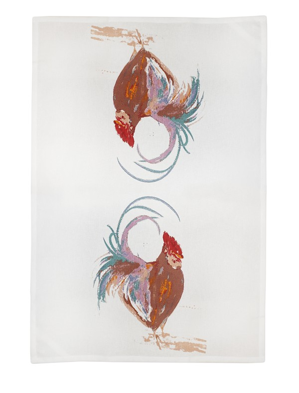 ROOSTER (R) Kitchen Towel