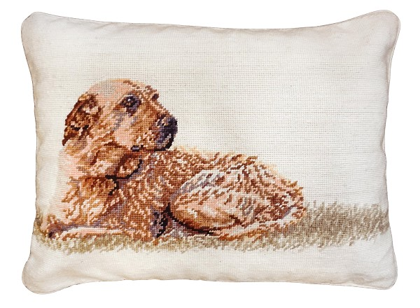 "NCU-960 Oly 16"" x 20"" Needlepoint Pillow"