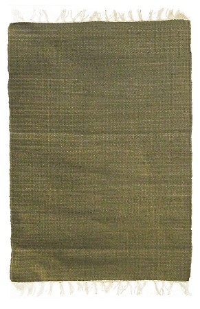 Forest Sand Flat Weave Rug  2' x 3'