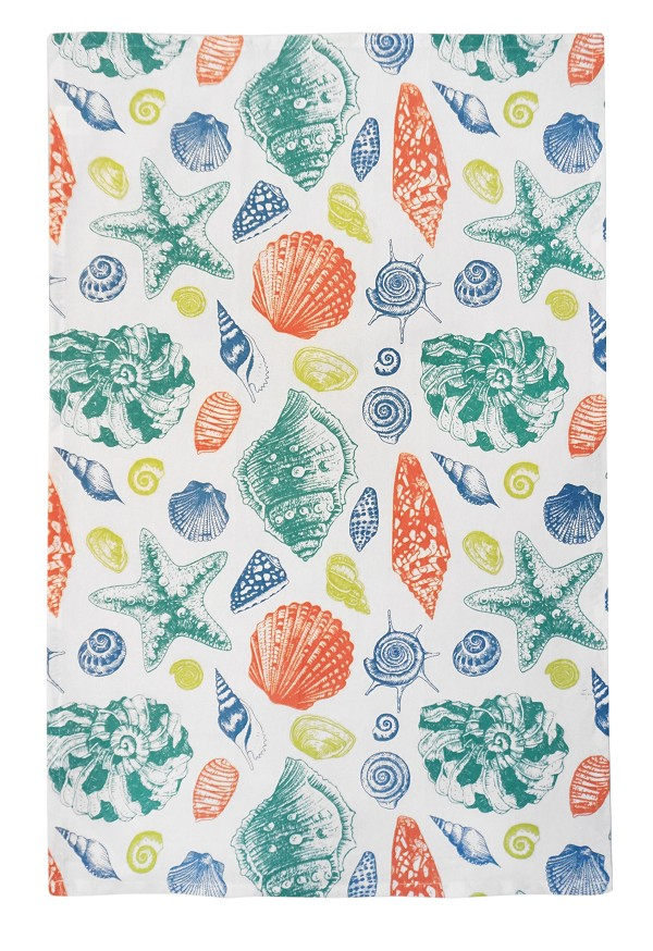 Tidal Pool (R) Kitchen Towel